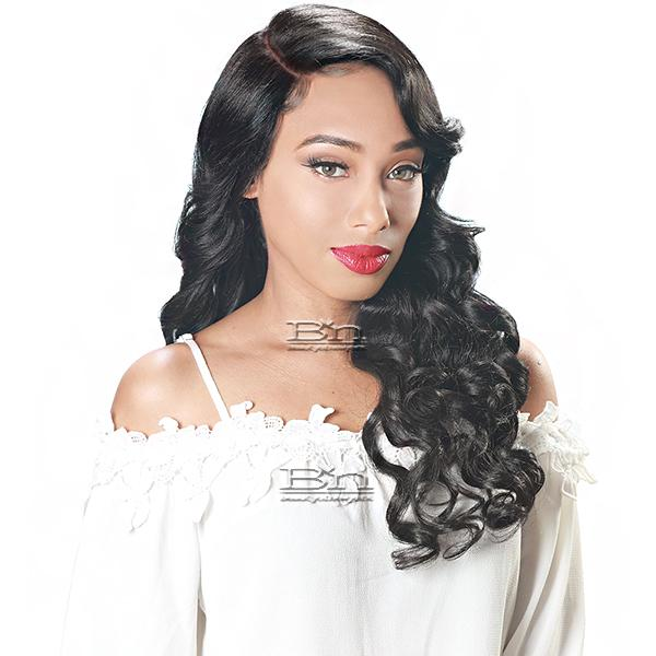 Zury Sis Beyond Synthetic Hair Lace Front Wig - BYD LACE H MINT