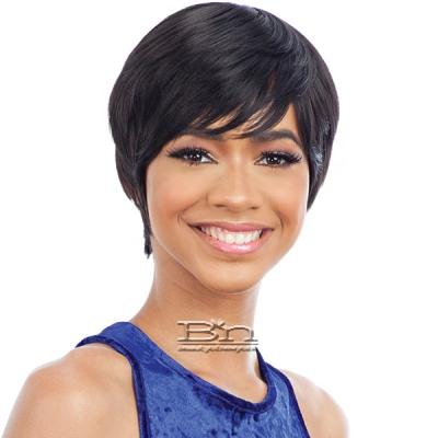 Model Model Human Hair Blend Clair Wig - BB 002