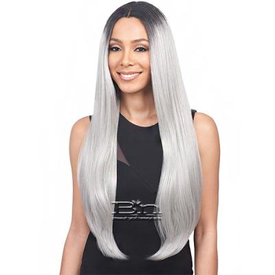 Bobbi Boss Synthetic Hair 5 inch Deep Part Lace Front Wig - MLF318 BEATRICE