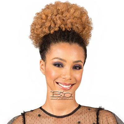 Bobbi Boss Synthetic Hair Drawstring Ponytail - SPUP41 NATURAL PUFF