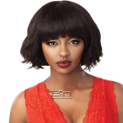Outre 100% Human Hair Fab & Fly Wig - HH EVELYN