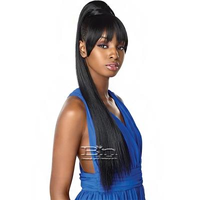 Sensationnel Synthetic Ponytail Instant Pony and Bang - CAMI 30 (2pcs)