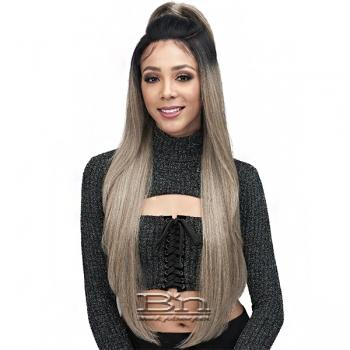 Bobbi Boss Synthetic Hair Unique Part Lace Front Wig - MLF370 BROOKLYN