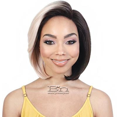 Motown Tress Synthetic Hair Deep Part Let's Lace Wig - LDP AINA