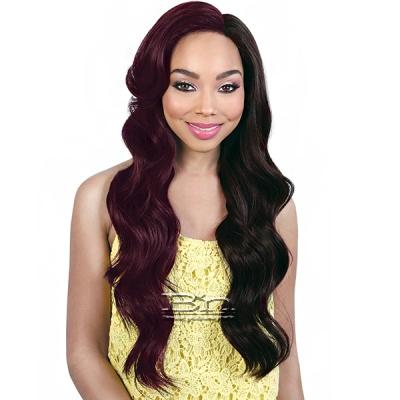 Motown Tress Synthetic Hair Deep Part Let's Lace Wig - LDP TASHA