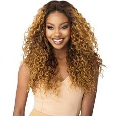 Outre Synthetic I-Part Swiss Lace Front Wig - BILLIE