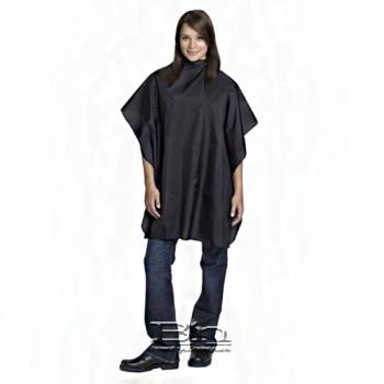 Andre Nylon Black #617 Hairstyling Cape