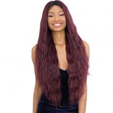 Mayde Beauty Synthetic Hair Axis Lace Front Wig - IVY
