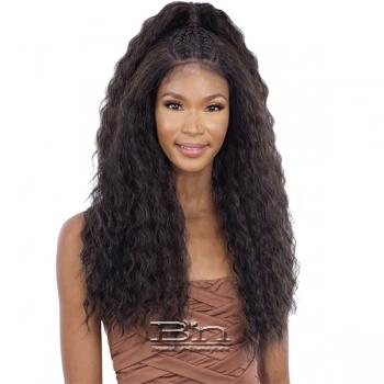 Mayde Beauty Synthetic Hair Pre-Braided Frontal Wig - IRIS