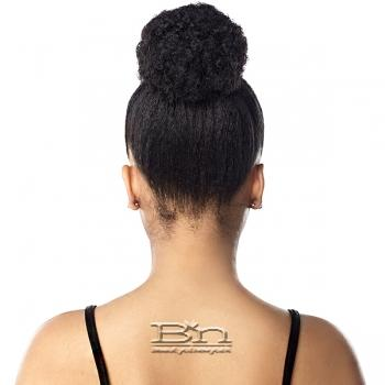 Sensationnel Synthetic Instant Pony - AFRO PUFF SMALL