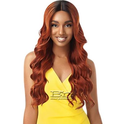 Outre The Daily Wig Synthetic Hair Lace Part Wig - KAMALA