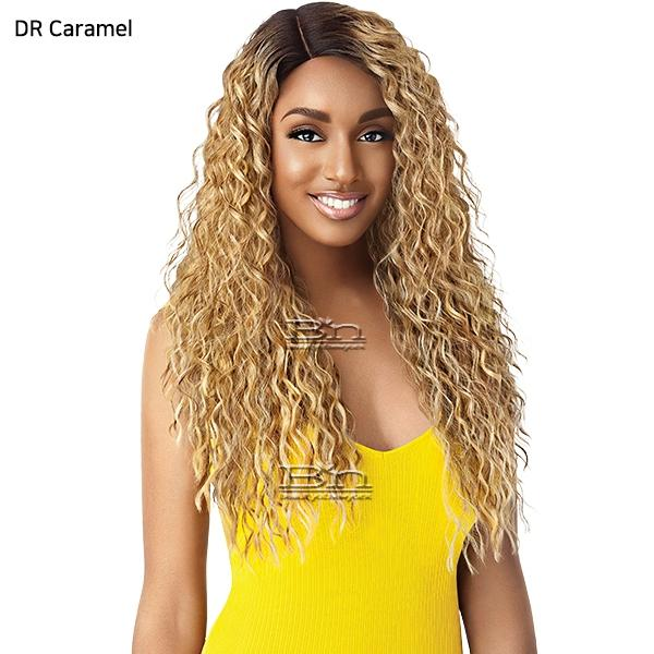 Outre The Daily Wig Synthetic Hair Lace Part Wig - THORA