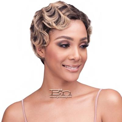 Bobbi Boss Premium Synthetic 4 inch Realistic Lace Part Wig - MLP0020 RUBY