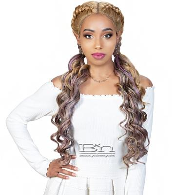 Zury Sis Synthetic 360 Double Dutch Lace Wig - 360 DD LACE H TIMI