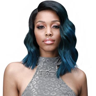 Bobbi Boss Synthetic Hair 5 inch Deep Part Lace Front Wig - MLF382 TEAIRRA