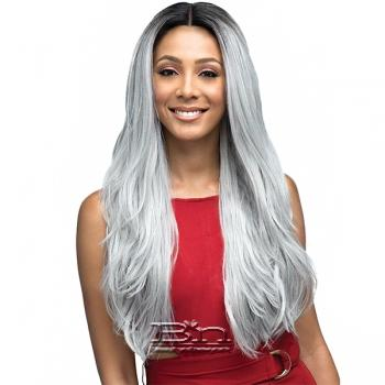 Bobbi Boss Synthetic Hair 4 inch Deep Part Lace Front Wig - MLF329 DARYNA