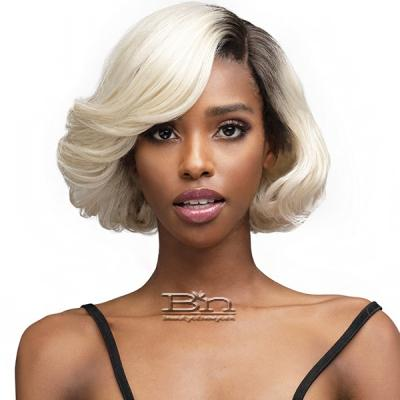 Bobbi Boss Synthetic Hair 5 inch Deep Part Lace Front Wig - MLF387 MARY