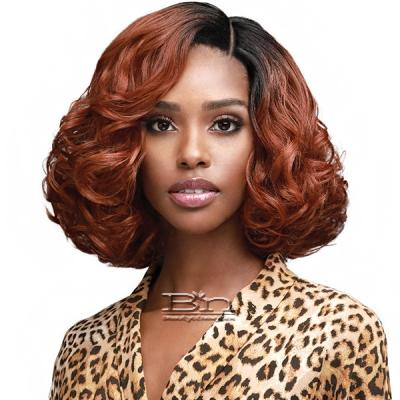 Bobbi Boss Synthetic Hair 5 inch Deep Part Lace Front Wig - MLF389 CINDY
