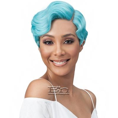 Bobbi Boss Synthetic Hair 5 inch Deep Part Lace Front Wig - MLF339 EVONIE