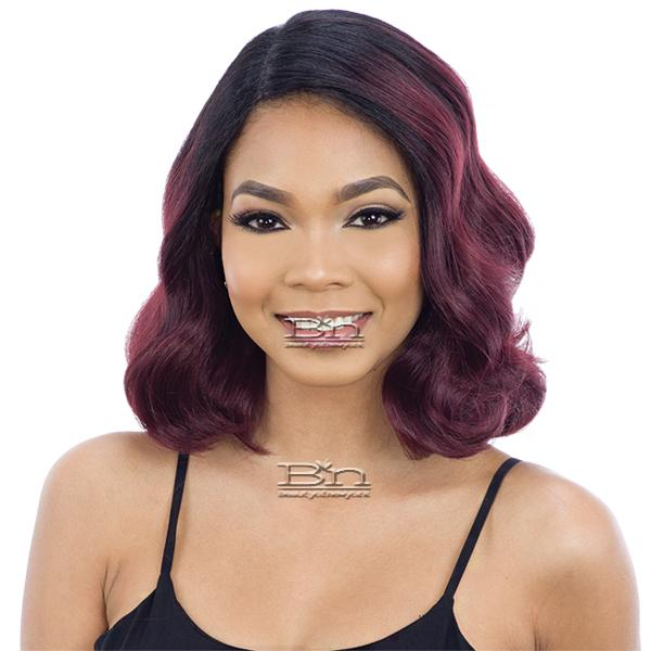 Model Model Synthetic Freedom Part Wig - FREE PART NUMBER 105