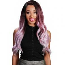 Zury Sis Synthetic 360 Lace Free Part Wig - 360 LACE H JALYN