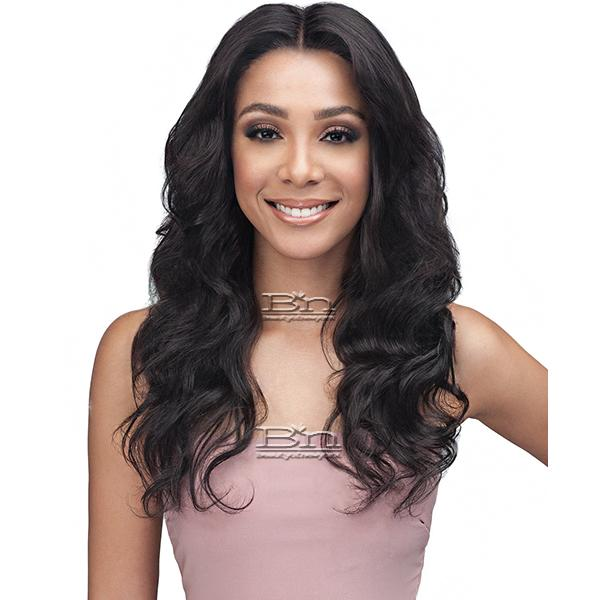 Bobbi Boss 100% Virgin Remy Human Hair 13X4 Swiss Lace Front Wig - MHLF312 AMINA