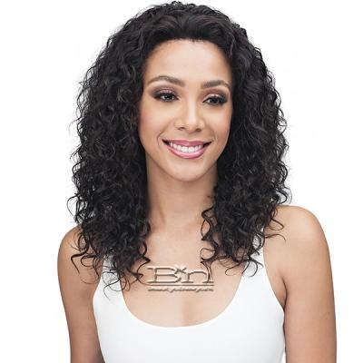 Bobbi Boss 100% Virgin Remy Human Hair Lace Front Wig - MHLF410 EMORY