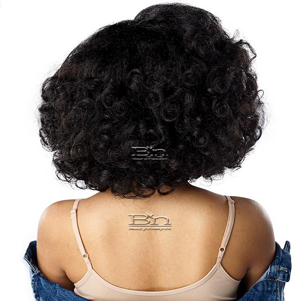 Sensationnel Curls Kinks & Co Synthetic Hair Empress Lace Front Wig - BOSS LADY