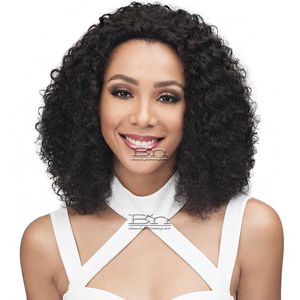 Bobbi Boss 100% Virgin Remy Human Hair Lace Front Wig - MHLF412 RAINA