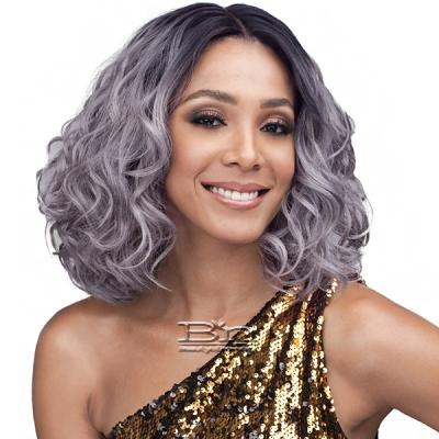 Bobbi Boss Synthetic Hair 5 inch Deep Part Lace Front Wig - MLF337 JAYDA