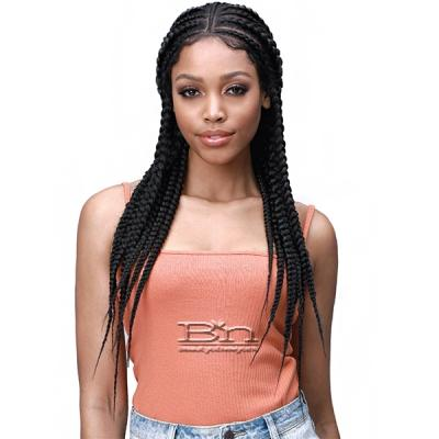 Bobbi Boss Synthetic Hair 13x7 Braid Lace Front Wig - MLF514 LARISSA
