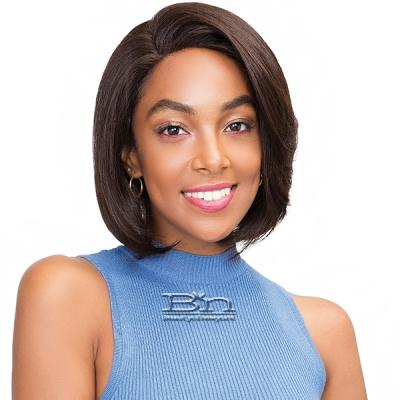 Janet Collection 100% Natural Virgin Remy Human Hair 360 Circular Frontal Lace Wig - 360 LACE PAGE WIG