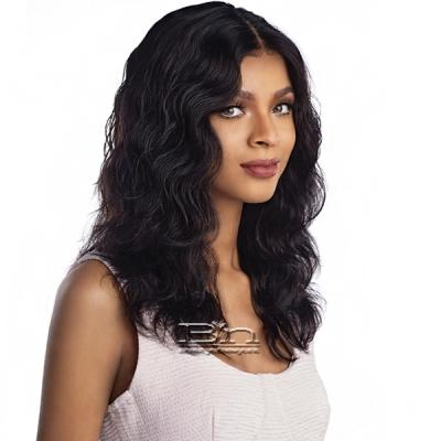 Sensationnel 100% Virgin Human Hair Lace Front Wig - BODY WAVE