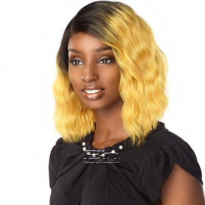 Sensationnel Synthetic Hair Empress Natural Curved Part Lace Front Wig - JALYN