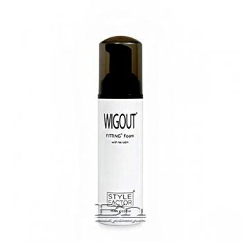 Style Factor Wigout Fitting Foam with Keratin 2.3oz