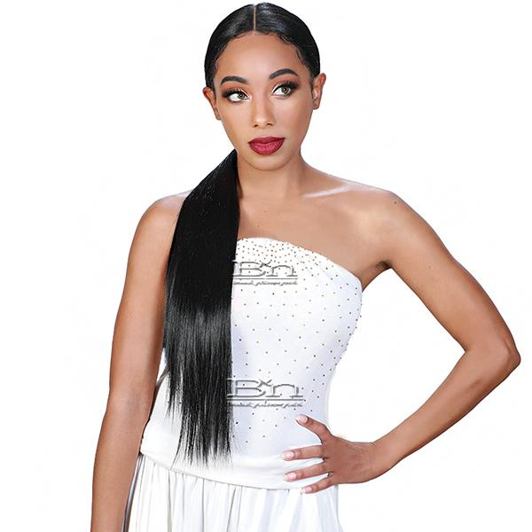 Zury Sis Beyond Synthetic Hair Lace Front Wig - BYD PONY H IONE