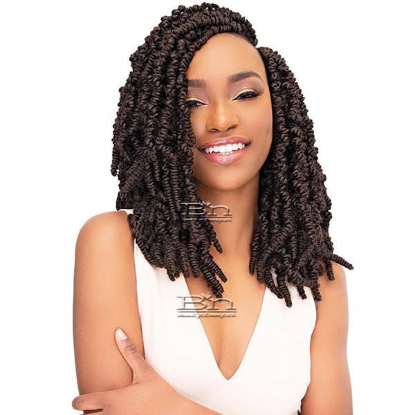 Janet Collection Synthetic Braid - SPRING TWIST BRAID 16