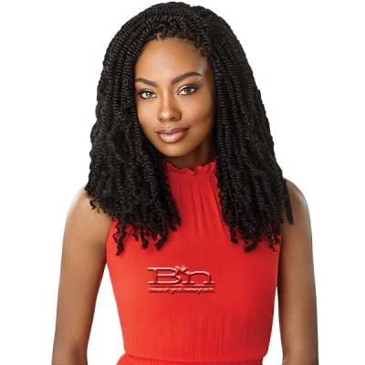 Outre Synthetic Braid - X PRESSION TWISTED UP ORIGINAL BOMB TWIST 18