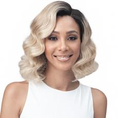 Bobbi Boss Synthetic Hair 4 inch Deep Part Lace Front Wig - MLF345 CAIT