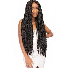 Janet Collection Synthetic Braid - PASSION TWIST BRAID 18