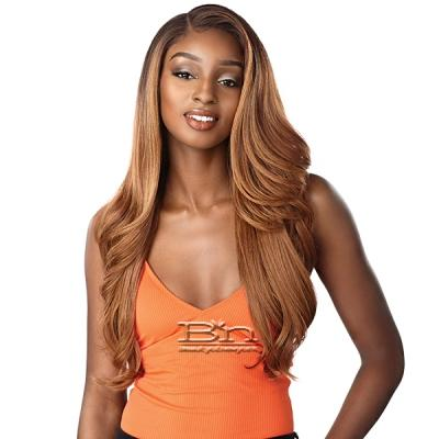 Sensationnel Synthetic Hair Dashly Lace Front Wig - LACE UNIT 7