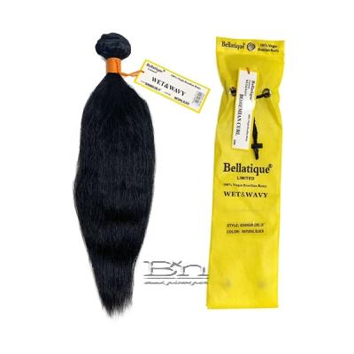 Bellatique 100% Virgin Brazilian Remy Wet & Wavy Hair Weave - BOHEMIAN CURL 10
