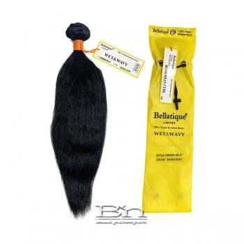 Bellatique 100% Virgin Brazilian Remy Wet & Wavy Hair Weave - BOHEMIAN CURL 12