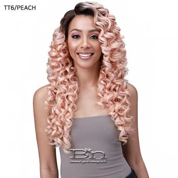 Bobbi Boss Synthetic Hair 5 inch Deep Part Lace Front Wig - MLF348 CANDIS