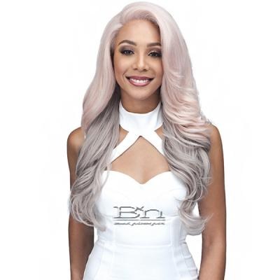 Bobbi Boss Synthetic Hair 13X4 Frontal Lace Wig - MLF330 TARAJI