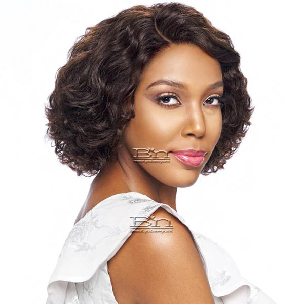 Vanessa 100% Human Hair Lace Front Wig - TCH ALICE