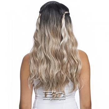 Harlem 125 Synthetic True Line Braid Lace Wig - TBL34