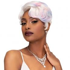 Janet Collection Extended Part Lace Based Deep Part Wig - HALLE