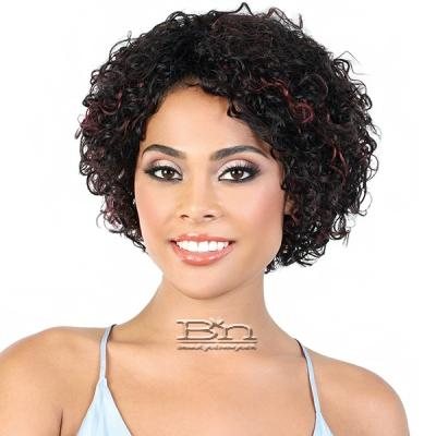 Motown Tress 100% Persian Virgin Remy Hair Swiss Wig - HPR BERRY