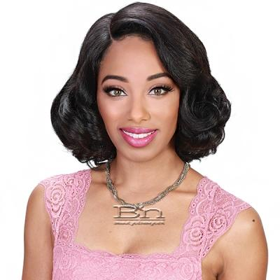 Zury Sis 100% Brazilian Virgin Remy Human Hair Lace Front Wig - HRH BRZ LACE TALLY